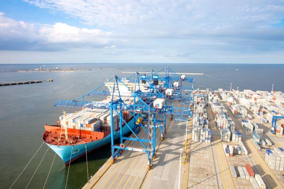 Kusové námořní přepravy